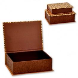 Кутии за бижута Tiger, Casa Interior, 2 бр.