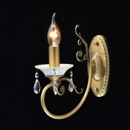 Аплик MW-LIGHT Classic, Метал / Керамика / Стъкло