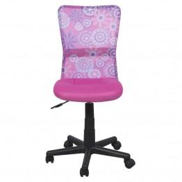 Детски стол Casa Interior 7022-1, Розов