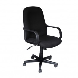 Офис стол Casa Interior 6001, Модерен, Черен