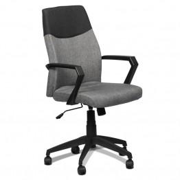 Офис стол Casa Interior 6004, Сив/Черен