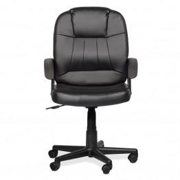 Офис стол Casa Interior 6080-1, Черен, Еко кожа