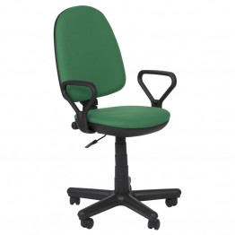 Офис стол Casa Interior COMFORT, Тъмно зелен
