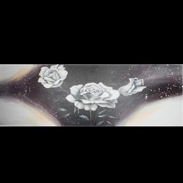Картина Casa Interior, Рози, 50/150см