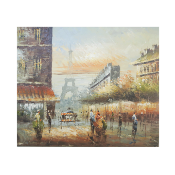 Картина Casa Interior, Aйфеловата кула, 60/50 см