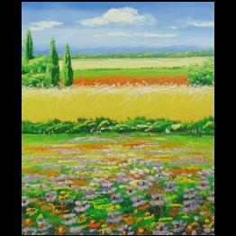 Картина Casa Interior, Пейзаж, 50/60см